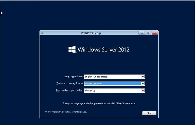 Windows Server 2012 İnceleme