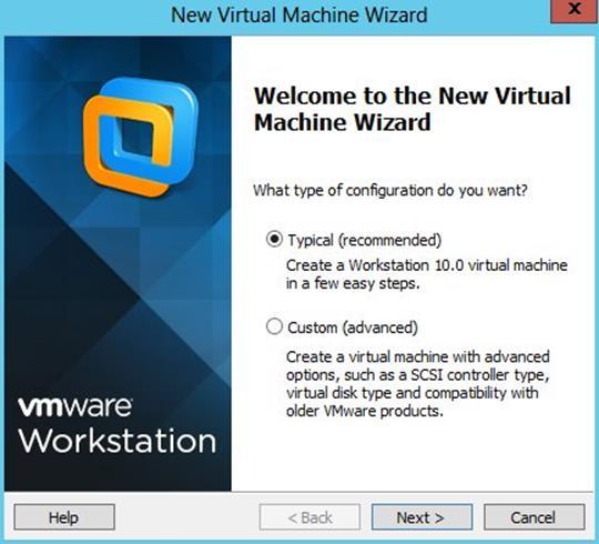 VmWare Workstation'da Sanal Makine Oluşturmak…