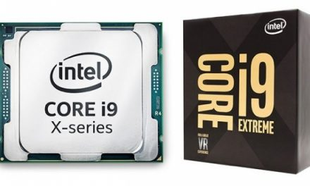 Intel Core i9 İşlemci ailesi