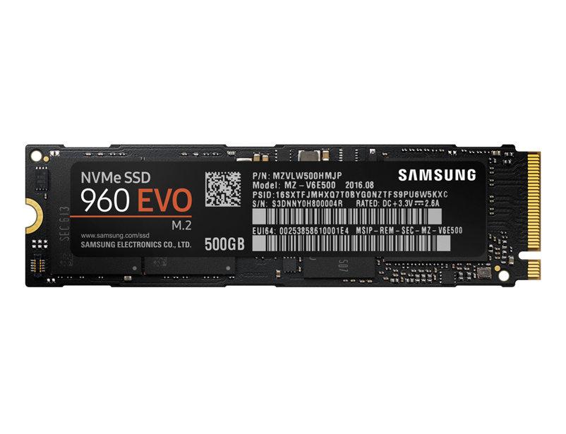 Samsung EVO 960 NVMe PCI-E SSD Kullanım Deneyimi