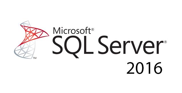 SQL Server 2016 Kurulumu