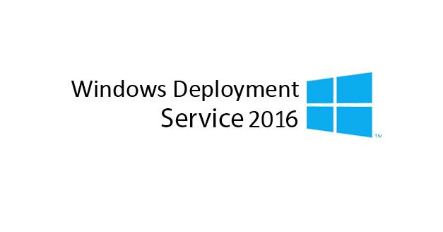 Windows Deployment Service WDS 2016 Kurulumu