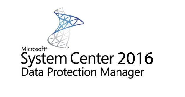 System Center Data Protection Manager 2016 Kurulumu