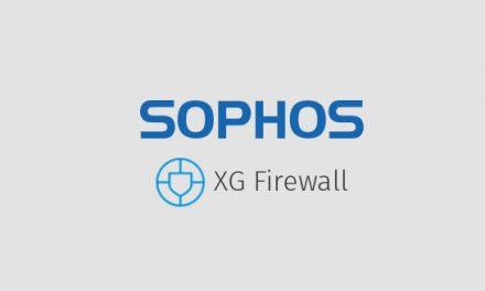 Sophos XG Firewall Home Edition Kurulumu ve Ayarları